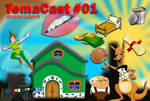 TemaCast #01 – A Geração Canguru