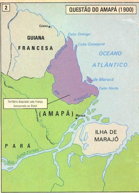questão do Amapá