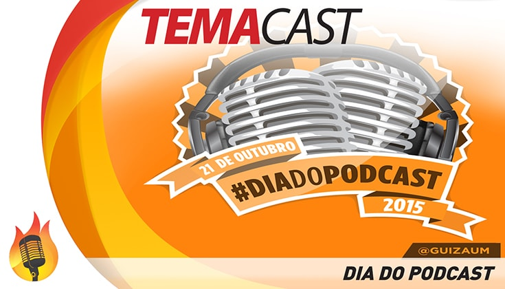 Vitrine Temacast especial - dia do podcast