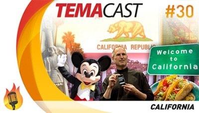 Temacast #30 - Vitrine California