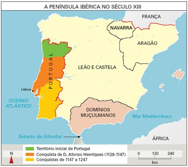 Península Ibérica Século XIII