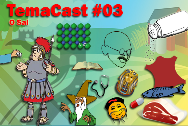 Temacast #03 – O sal